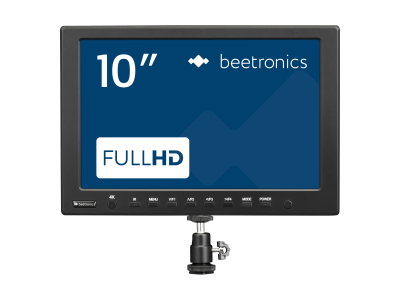 10 inch field monitor